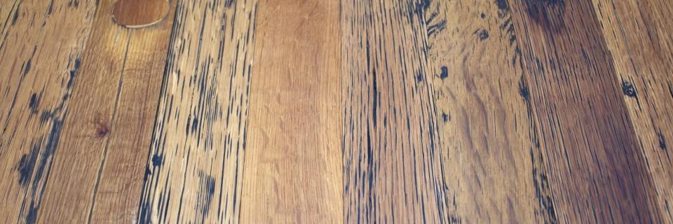 Een unieke vloer – whiskyvaten