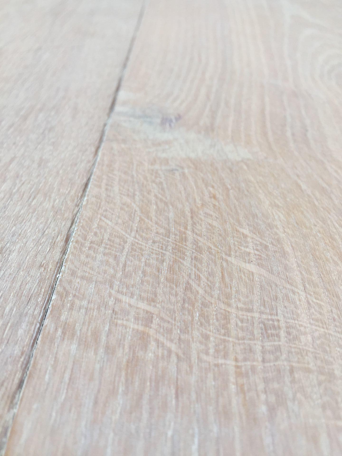Extreem Kan een donkere houten vloer lichter gemaakt worden? - Rein Parket EO91